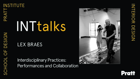 Thumbnail for entry INTtalks - Interdisciplinary Practices