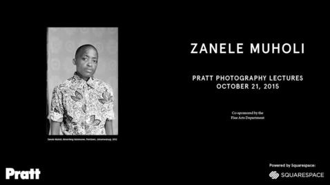 Thumbnail for entry Zanele Muholi