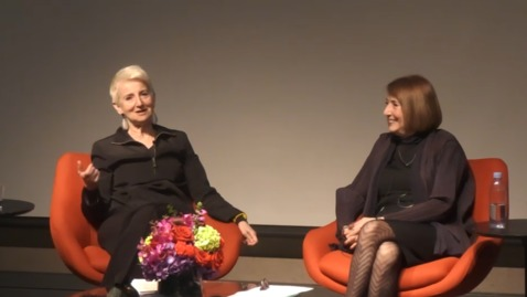 Thumbnail for entry President Frances Bronet in Conversation with Cathy N. Davidson