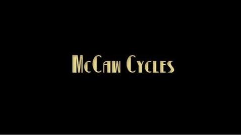 Thumbnail for entry McCAW CYCLES Isaiah Palmer