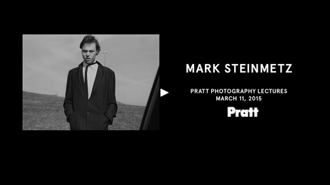 Thumbnail for entry Mark Steinmetz