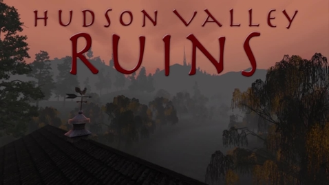 Thumbnail for entry HUDSON VALLEY RUINS Jacky Connolly