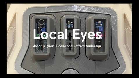 Thumbnail for entry Local Eyes - Jason Vigneri-Beane and Jeffrey Anderson - ROH