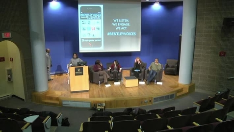 Thumbnail for entry Panel Discussion on Race and Inequality - 02/04/2015
