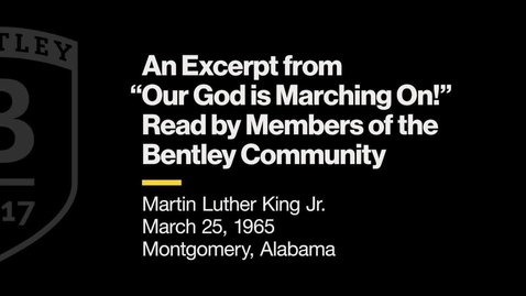 Thumbnail for entry 35th Annual Martin Luther King Jr. Celebration - January 26, 2021