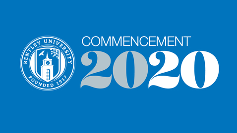 Thumbnail for entry 2020 Bentley Commencement at Fenway Park