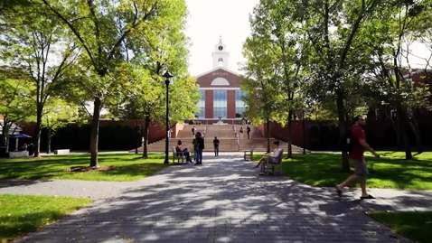 Thumbnail for entry Graduate School Campus Tour