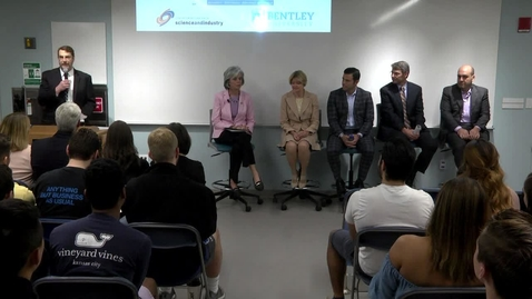Thumbnail for entry From Basic Science to Better Medicines:  A Round-Table Discussion with Congresswoman Katherine Clark - April 23, 2018