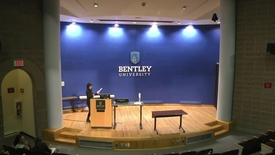 """Thumbnail for entry The Creative Writers Forum's """"One Bentley One Story"""" presents Writer Jennifer De Leon - 10/25/2016"""