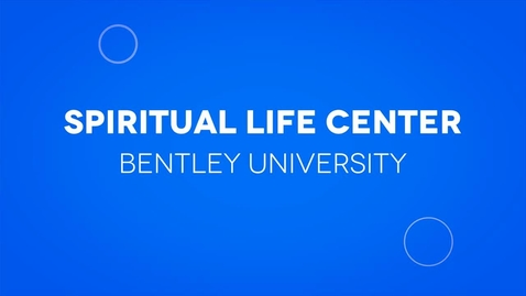 Thumbnail for entry Spiritual Life