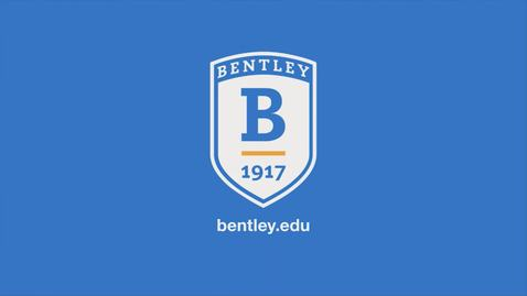 Thumbnail for entry Meet Bentley Graduate Student Ambassadors