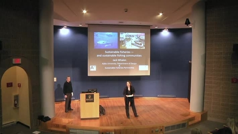 Thumbnail for entry The Workplace Studies Speaker Series in Applied Sociology – 3/29/2016