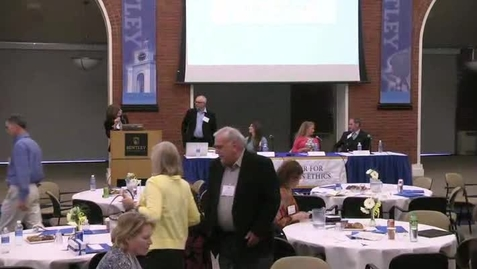 Thumbnail for entry 12th Annual Global Business Ethics Symposium – Panel Discussion – The Accountable Organization – 05/23/2016
