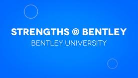 Thumbnail for entry Strengths @ Bentley