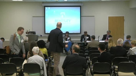 Thumbnail for entry 12th Annual Global Business Ethics Symposium – Breakout Session 1 – GLOBAL ETHICS SPOTLIGHT – 05/23/2016