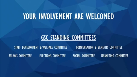 Thumbnail for entry  Gallaudet Staff Council Meeting - 02/11/2020