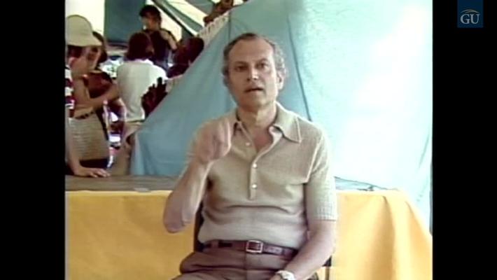Deaf Video #28 - Festival of American Folklife (1981)