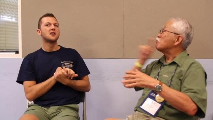 Thumbnail for channel DSC - Deaf Stories Corpus