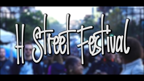 Thumbnail for entry BTV: H Street Festival