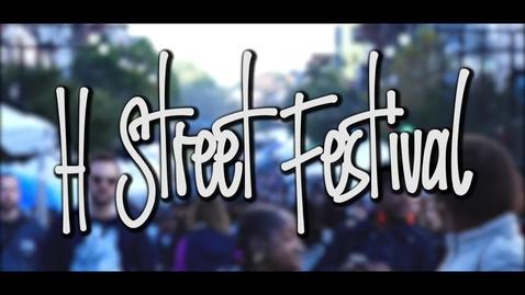 Thumbnail for entry BTV: H Street Festival