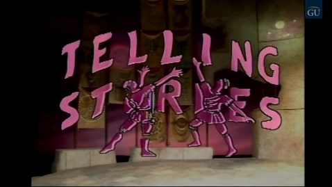 """Thumbnail for entry Gallaudet Theatre Arts Presents """"Telling Stories"""" (1989)"""