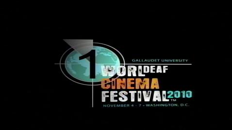 Thumbnail for entry WDCF - Opening Program