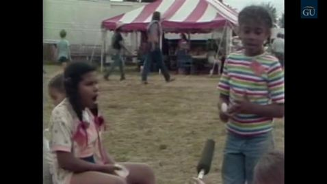 Thumbnail for entry Deaf Video #29 - Festival of American Folklife (1981)