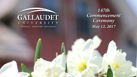 Thumbnail for entry 147th Commencement Ceremony