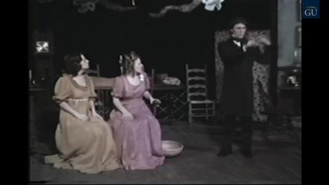 "Thumbnail for entry Gallaudet University Theatre Arts Presents ""Laurent Clerc: A Profile"" (part 3 of 3) (1976)"