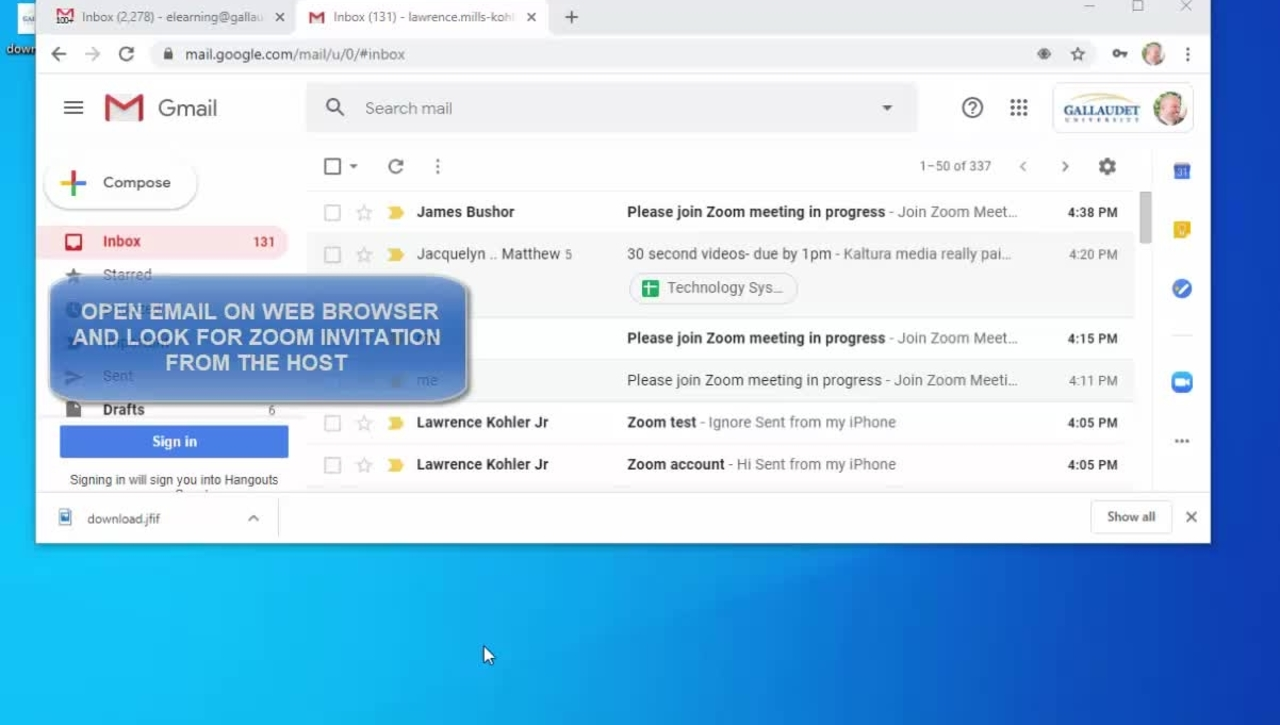How to Join Zoom Meetings