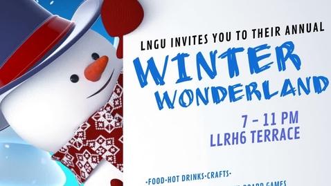 Thumbnail for entry Winter Wonderland