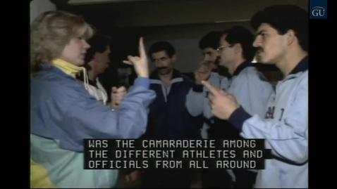 Thumbnail for entry Gallaudet Video Presents Inside Gallaudet 104 (1989)