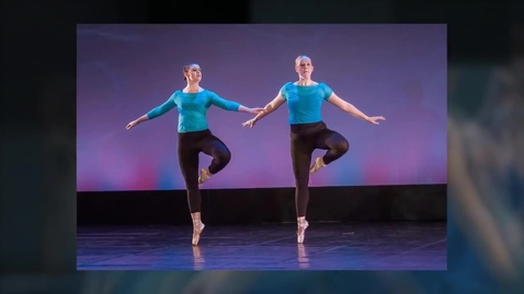 Thumbnail for entry Gallaudet Dance Company presents Dances at the Movies!
