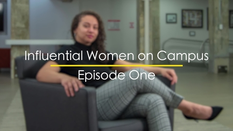 Thumbnail for entry BTV: Influential Women on Campus