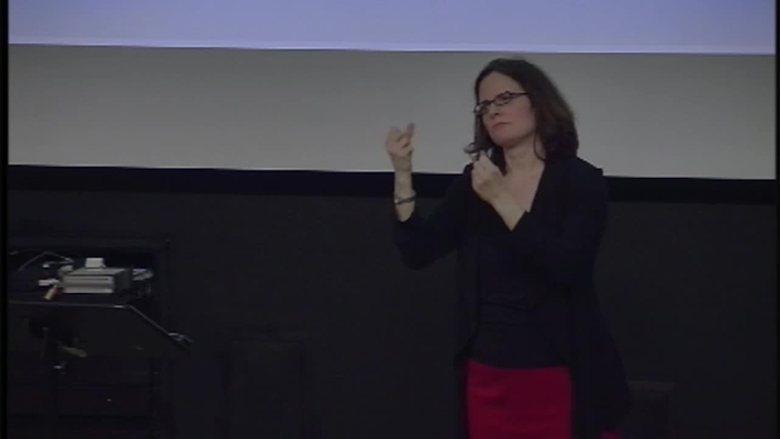 VL2 Lecture Series: Kristin Snoddon - American Sign Language and Early Intervention