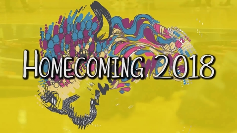 Thumbnail for entry BTV: Homecoming 2018