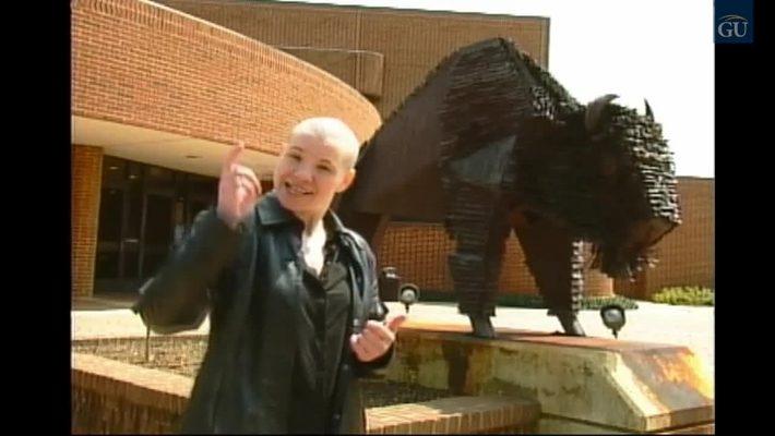 """Gary Brooks' """"The G files: The Bison"""""""