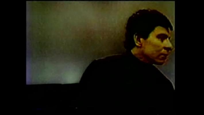 "Gallaudet Video Presents Joe Velez in ""JABBERWOCKY"""