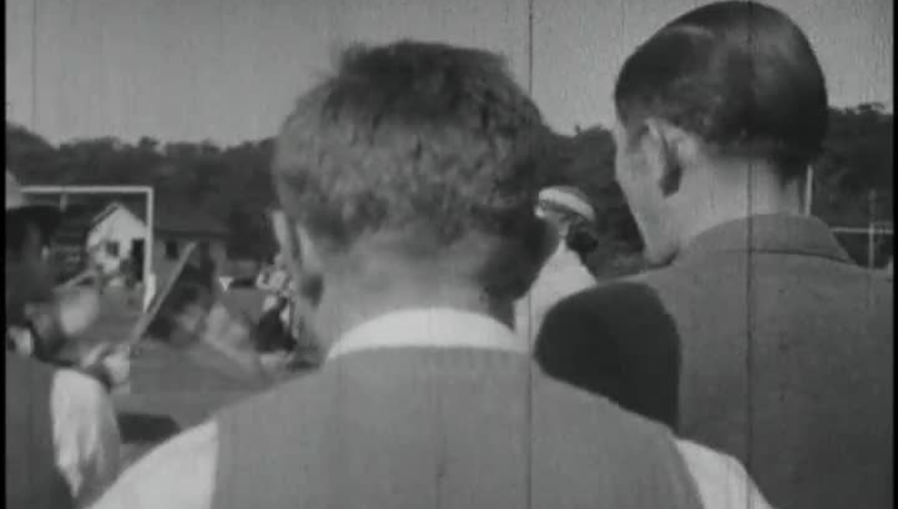 Bison Fight Song (1932)