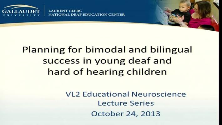 VL2 Lecture Series - Scott Simms - 10/24/13
