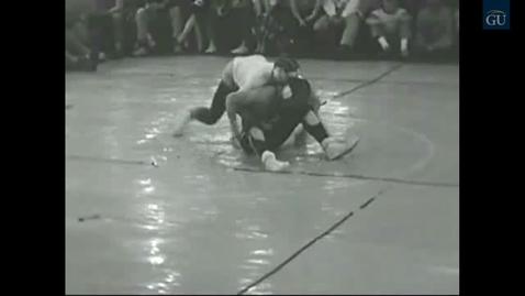 Thumbnail for entry Deaf Film 213-4: Wrestling