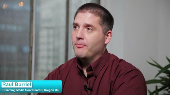Oregon State: Creating a Campus Media Portal