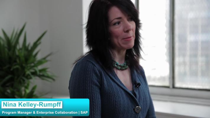 SAP: Internal Social Video Portal in Enterprises