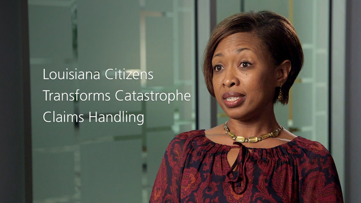 Louisiana Citizens Transforms Catastrophe Claims Handling