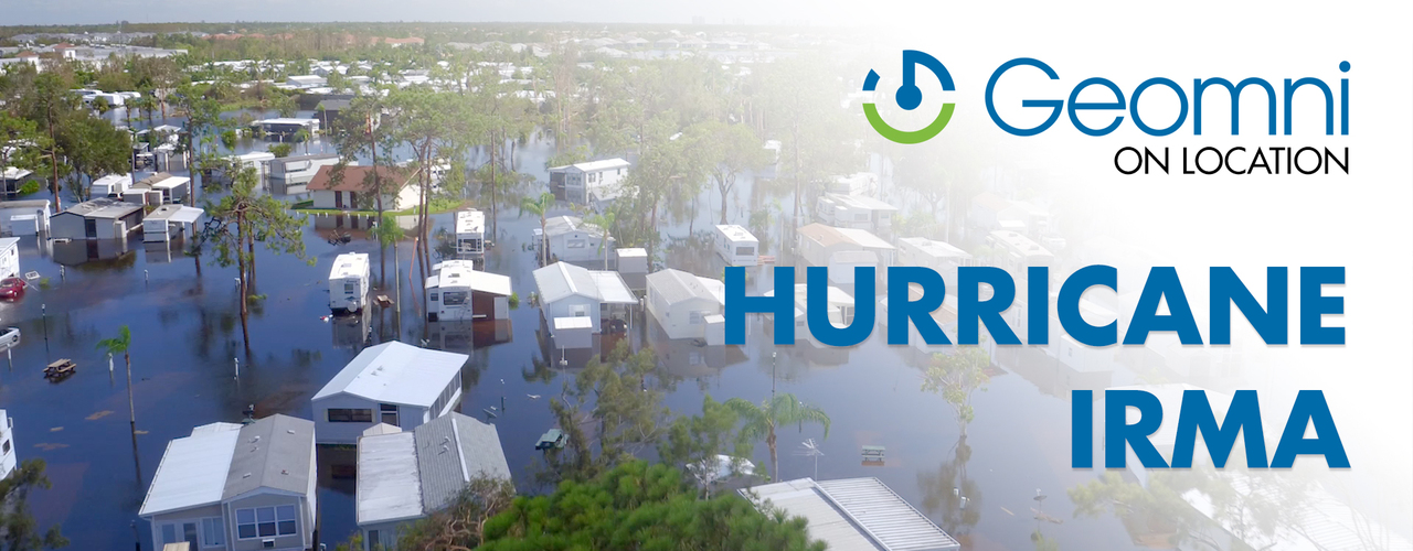 Hurricane Irma, Trailer Park — Geomni