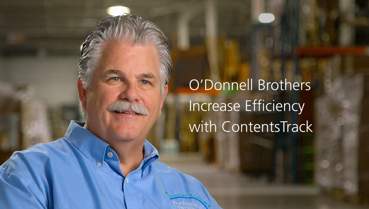 O'Donnell Brothers Saves 25 Percent on Pack-out Labor Costs