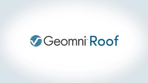 Thumbnail for entry Geomni Roof™