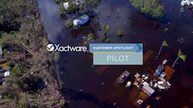 Thumbnail for entry Pilot Catastrophe Services uses Xactware tools to handle flood claims.