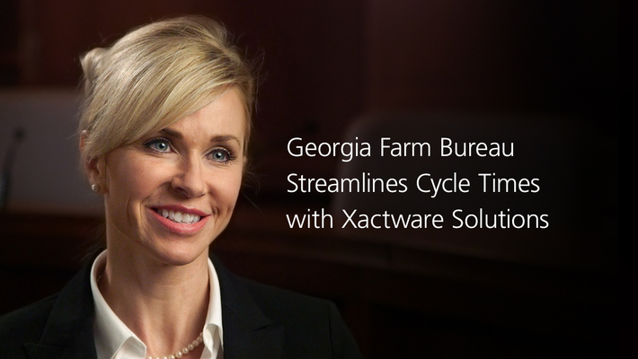 Insurer Shortens Cycle Times with Xactware Solutions