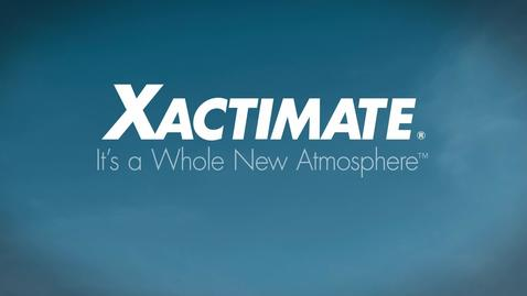 Thumbnail for entry Xactimate® in the Cloud - It's a Whole New Atmosphere™